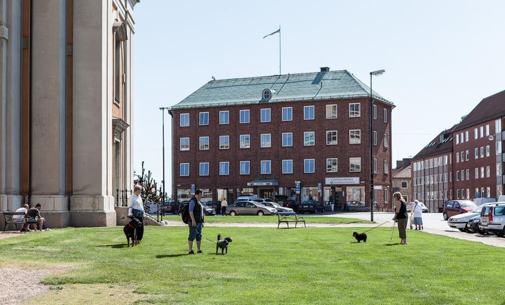 Karlskrona militärhem