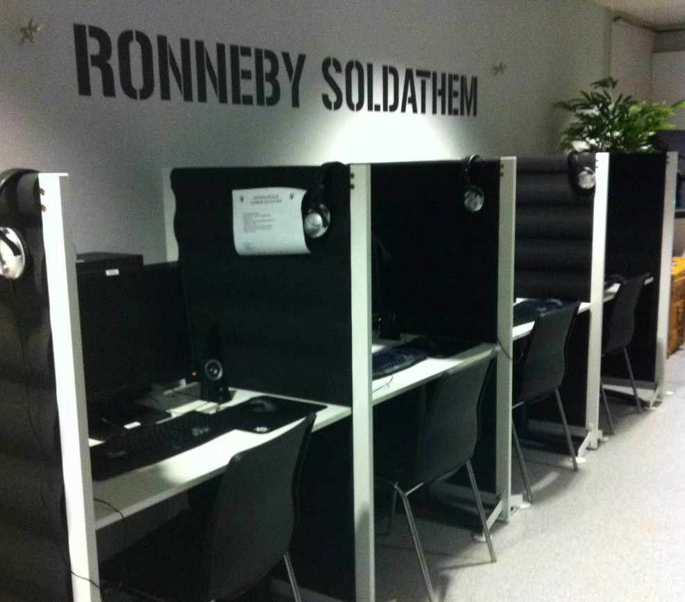 Ronneby soldathem